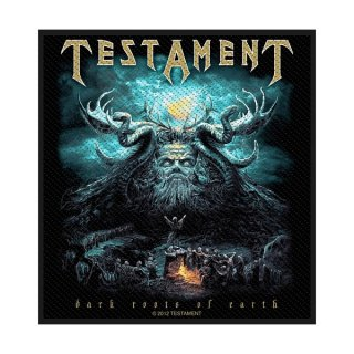 TESTAMENT Dark Root Of The Earth, パッチ