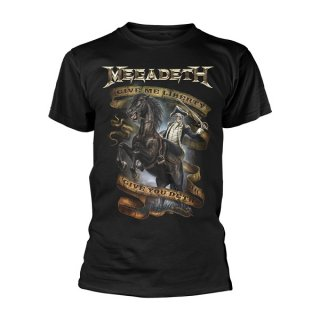 MEGADETH Give Me Liberty, Tシャツ