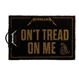 METALLICA Don't Tread On Me, ドアマット