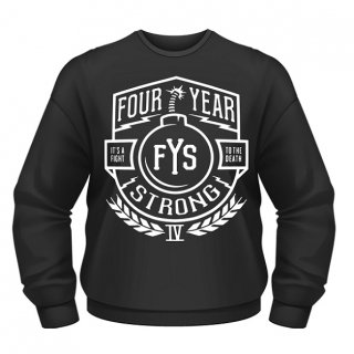 FOUR YEAR STRONG Truce, スウェットシャツ<img class='new_mark_img2' src='https://img.shop-pro.jp/img/new/icons5.gif' style='border:none;display:inline;margin:0px;padding:0px;width:auto;' />