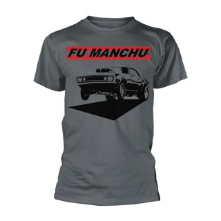 FU MANCHU Muscles, Tシャツ