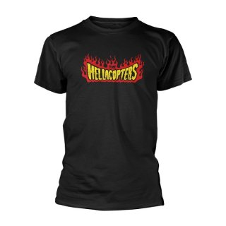 THE HELLACOPTERS Flames, Tシャツ