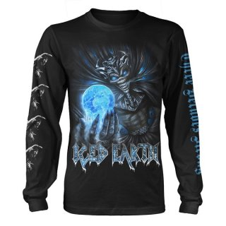 ICED EARTH 30th Anniversary, ロングTシャツ<img class='new_mark_img2' src='https://img.shop-pro.jp/img/new/icons5.gif' style='border:none;display:inline;margin:0px;padding:0px;width:auto;' />