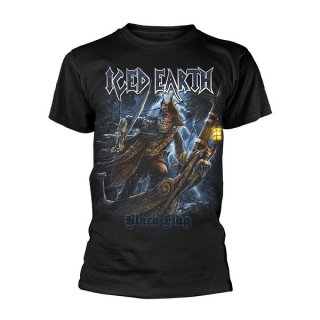 ICED EARTH Black Flag, Tシャツ