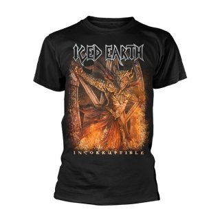 ICED EARTH Incorruptible, Tシャツ<img class='new_mark_img2' src='//img.shop-pro.jp/img/new/icons5.gif' style='border:none;display:inline;margin:0px;padding:0px;width:auto;' />