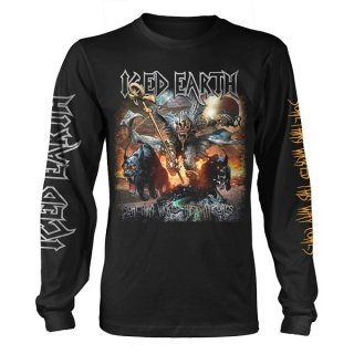 ICED EARTH Something Wicked, ロングTシャツ<img class='new_mark_img2' src='//img.shop-pro.jp/img/new/icons5.gif' style='border:none;display:inline;margin:0px;padding:0px;width:auto;' />