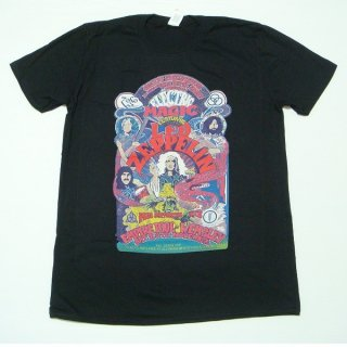 LED ZEPPELIN Full Colour Electric Magic, Tシャツ