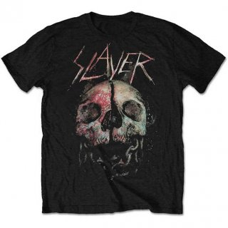 SLAYER Cleaved Skull, Tシャツ
