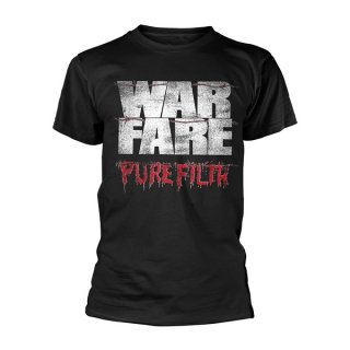 WARFARE Pure Filth, Tシャツ