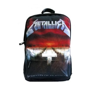 METALLICA Master Of Puppets, バックパック