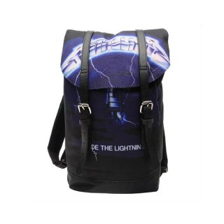 METALLICA Ride The Lightning, バックパック