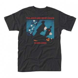 THE JESUS AND MARY CHAIN Darklands, Tシャツ<img class='new_mark_img2' src='https://img.shop-pro.jp/img/new/icons5.gif' style='border:none;display:inline;margin:0px;padding:0px;width:auto;' />