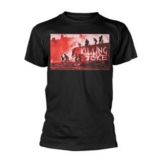 KILLING JOKE First Album, Tシャツ<img class='new_mark_img2' src='https://img.shop-pro.jp/img/new/icons5.gif' style='border:none;display:inline;margin:0px;padding:0px;width:auto;' />