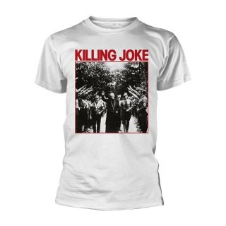 KILLING JOKE Pope (white), Tシャツ<img class='new_mark_img2' src='//img.shop-pro.jp/img/new/icons5.gif' style='border:none;display:inline;margin:0px;padding:0px;width:auto;' />