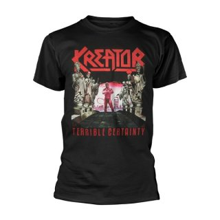 KREATOR Terrible Certainty, Tシャツ<img class='new_mark_img2' src='https://img.shop-pro.jp/img/new/icons5.gif' style='border:none;display:inline;margin:0px;padding:0px;width:auto;' />