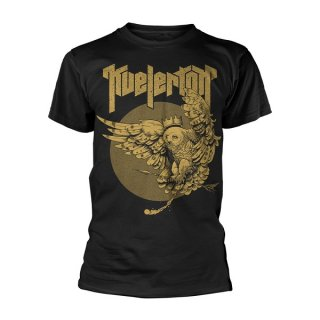 KVELERTAK Owl King, Tシャツ<img class='new_mark_img2' src='https://img.shop-pro.jp/img/new/icons5.gif' style='border:none;display:inline;margin:0px;padding:0px;width:auto;' />