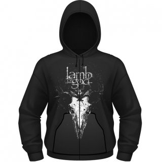 LAMB OF GOD Candle Light, Zip-Upパーカー