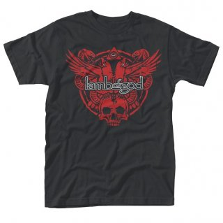 LAMB OF GOD Snake And Eagle, Tシャツ<img class='new_mark_img2' src='https://img.shop-pro.jp/img/new/icons5.gif' style='border:none;display:inline;margin:0px;padding:0px;width:auto;' />