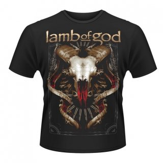 LAMB OF GOD Tech Steer, Tシャツ<img class='new_mark_img2' src='https://img.shop-pro.jp/img/new/icons5.gif' style='border:none;display:inline;margin:0px;padding:0px;width:auto;' />