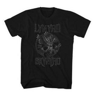 LYNYRD SKYNYRD Eagle Guitar 73, Tシャツ<img class='new_mark_img2' src='//img.shop-pro.jp/img/new/icons5.gif' style='border:none;display:inline;margin:0px;padding:0px;width:auto;' />