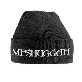 MESHUGGAH White Logo, ニットキャップ<img class='new_mark_img2' src='https://img.shop-pro.jp/img/new/icons5.gif' style='border:none;display:inline;margin:0px;padding:0px;width:auto;' />