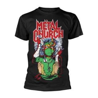 METAL CHURCH Fake Healer, Tシャツ<img class='new_mark_img2' src='https://img.shop-pro.jp/img/new/icons5.gif' style='border:none;display:inline;margin:0px;padding:0px;width:auto;' />