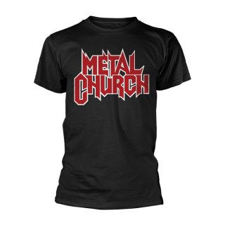 METAL CHURCH Logo, Tシャツ<img class='new_mark_img2' src='//img.shop-pro.jp/img/new/icons5.gif' style='border:none;display:inline;margin:0px;padding:0px;width:auto;' />
