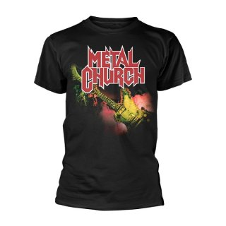 METAL CHURCH Metal Church, Tシャツ