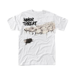 MINOR THREAT Out Of Step, Tシャツ