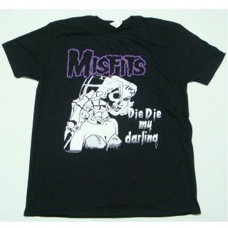 MISFITS Die Die My Darling, Tシャツ<img class='new_mark_img2' src='https://img.shop-pro.jp/img/new/icons5.gif' style='border:none;display:inline;margin:0px;padding:0px;width:auto;' />