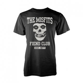 MISFITS Fiend Club, Tシャツ<img class='new_mark_img2' src='https://img.shop-pro.jp/img/new/icons5.gif' style='border:none;display:inline;margin:0px;padding:0px;width:auto;' />