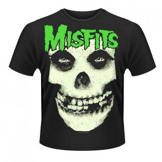 MISFITS Glow Jurek Skull, Tシャツ<img class='new_mark_img2' src='https://img.shop-pro.jp/img/new/icons5.gif' style='border:none;display:inline;margin:0px;padding:0px;width:auto;' />