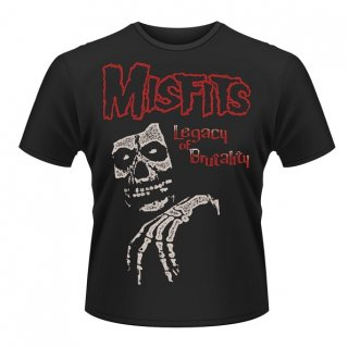 MISFITS Legacy Of Brutality, Tシャツ