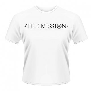THE MISSION Logo 1, Tシャツ