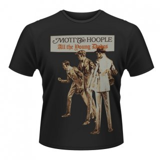 MOTT THE HOOPLE All The Young Dudes, Tシャツ<img class='new_mark_img2' src='//img.shop-pro.jp/img/new/icons5.gif' style='border:none;display:inline;margin:0px;padding:0px;width:auto;' />
