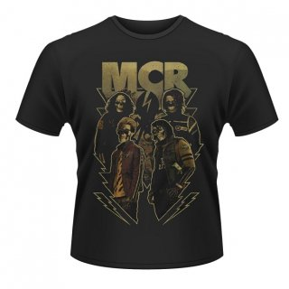 MY CHEMICAL ROMANCE Appetite For Danger, Tシャツ