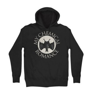 MY CHEMICAL ROMANCE Bat, パーカー<img class='new_mark_img2' src='https://img.shop-pro.jp/img/new/icons5.gif' style='border:none;display:inline;margin:0px;padding:0px;width:auto;' />