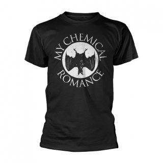 MY CHEMICAL ROMANCE Bat, Tシャツ<img class='new_mark_img2' src='//img.shop-pro.jp/img/new/icons5.gif' style='border:none;display:inline;margin:0px;padding:0px;width:auto;' />