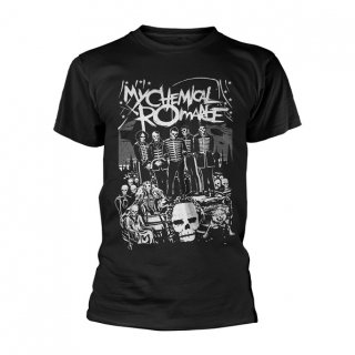 MY CHEMICAL ROMANCE Dead Parade, Tシャツ<img class='new_mark_img2' src='//img.shop-pro.jp/img/new/icons5.gif' style='border:none;display:inline;margin:0px;padding:0px;width:auto;' />