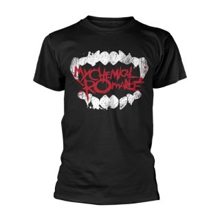 MY CHEMICAL ROMANCE Fangs, Tシャツ<img class='new_mark_img2' src='//img.shop-pro.jp/img/new/icons5.gif' style='border:none;display:inline;margin:0px;padding:0px;width:auto;' />