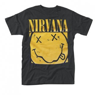 NIRVANA Box Smiley, Tシャツ<img class='new_mark_img2' src='//img.shop-pro.jp/img/new/icons5.gif' style='border:none;display:inline;margin:0px;padding:0px;width:auto;' />