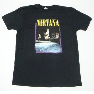 NIRVANA Stage Jump, Tシャツ