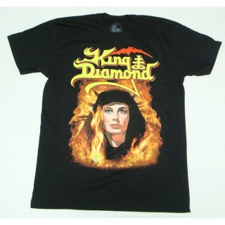 KING DIAMOND Fatal Portrait, Tシャツ