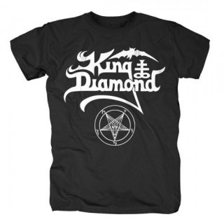 KING DIAMOND Logo, Tシャツ