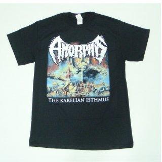AMORPHIS Karelian Isthmus, Tシャツ