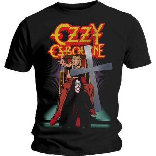 OZZY OSBOURNE Speak Of The Devil Vintage, Tシャツ
