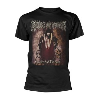 CRADLE OF FILTH Cruelty And The Beast, Tシャツ<img class='new_mark_img2' src='https://img.shop-pro.jp/img/new/icons5.gif' style='border:none;display:inline;margin:0px;padding:0px;width:auto;' />