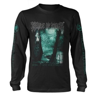 CRADLE OF FILTH Dusk And Her Embrace, ロングTシャツ<img class='new_mark_img2' src='https://img.shop-pro.jp/img/new/icons5.gif' style='border:none;display:inline;margin:0px;padding:0px;width:auto;' />
