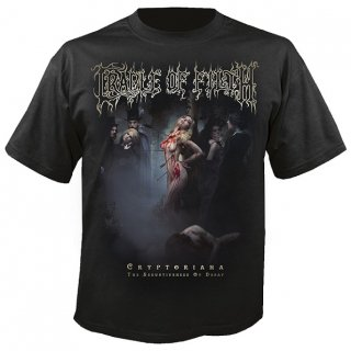 CRADLE OF FILTH Exquisite Torment Awaits, Tシャツ<img class='new_mark_img2' src='https://img.shop-pro.jp/img/new/icons5.gif' style='border:none;display:inline;margin:0px;padding:0px;width:auto;' />