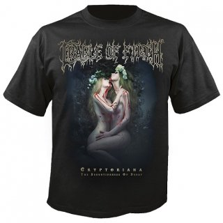 CRADLE OF FILTH Savage Waves Of Ecstasy, Tシャツ